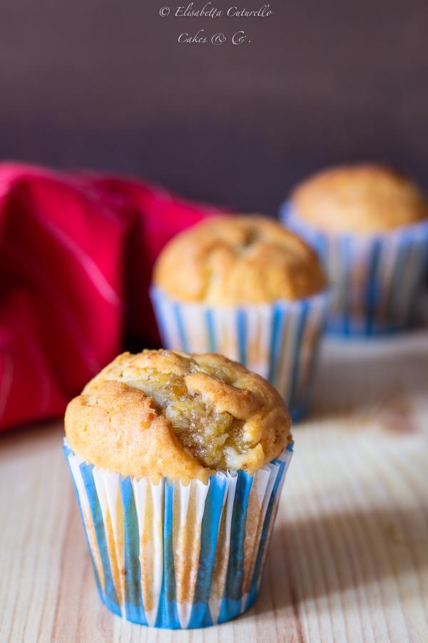 Muffins ricotta e fichi