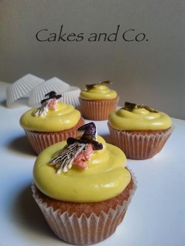 Cupcakes della befana