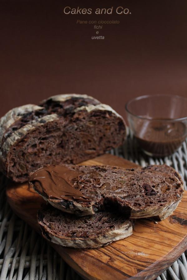 IMG_1596 Pane con cioccolato fichi e uvetta