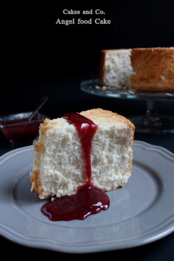 Angel food Cake IMG0356
