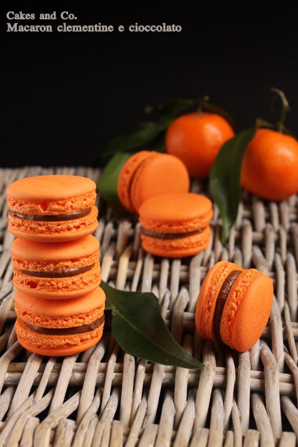 Macaron clementineIMG_0457