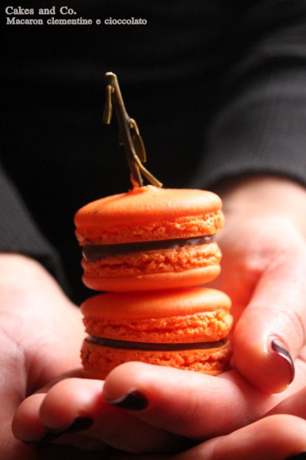 macaron clementineIMG_5123