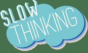 Faccio parte di Slowthinking (Dedicato ai foodblogger che vogliono crescere insieme, facendo rete)