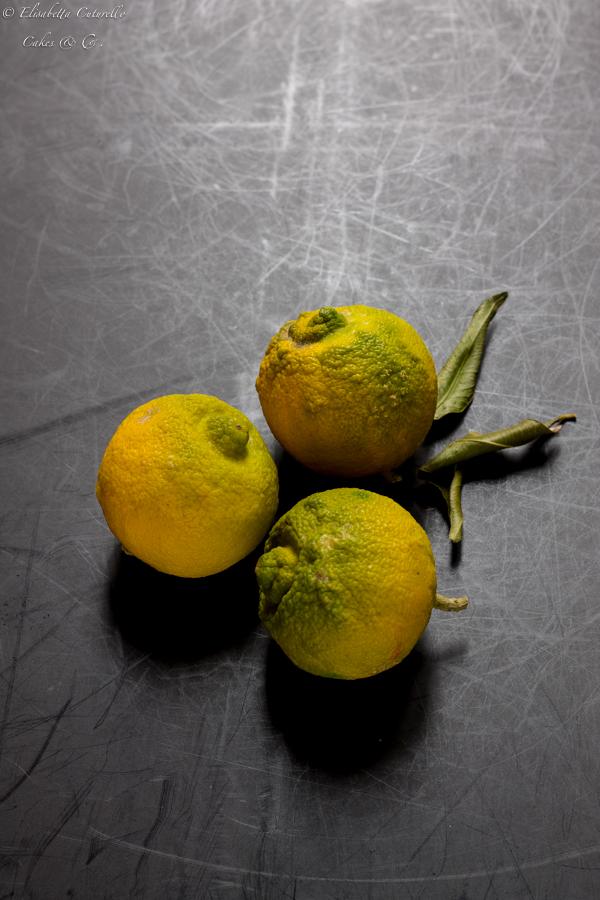 I limo che donano il profumo caratteristico alla Torta mimosa al limoncello con crema diplomatica per la festa delle donne un grande classico della pasticceria italiana