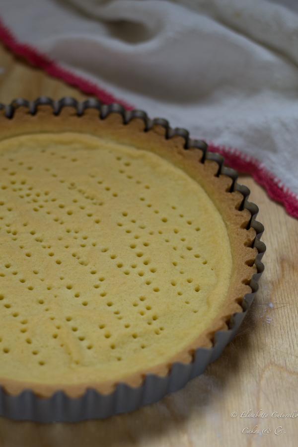 Pasta frolla Milano e la cottura in bianco per crostate: frolla cotta
