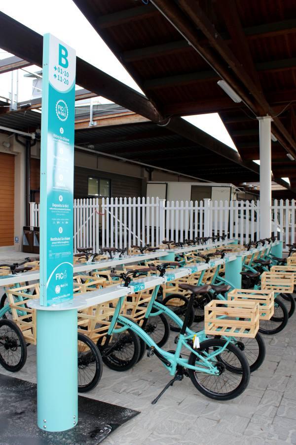 Fico la fabbrica italiana contadina: bike