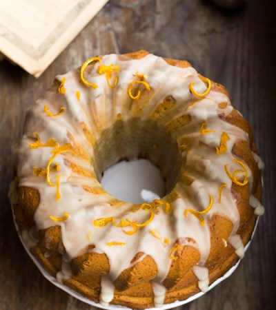Ciambella alle patate dolci – Sweet potato bundt cake