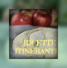 """Partecipo alla raccolta di lievitati dolci e salati """"Le ricette Itineranti"""""""