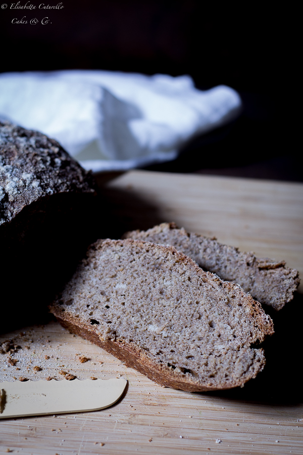 Pane tutto segale con pasta madre