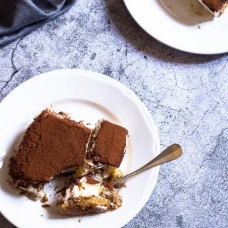 un grande classico della pasticceria italiana, il re dei dolci al cucchiaio, nella versione con le uova pastorizzate