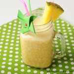 Sunday Smoothie: Banaan – Ananas