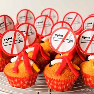cupcakes Quit smoking