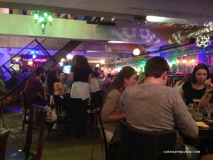 Basement Restaurant Bazar Rotterdam