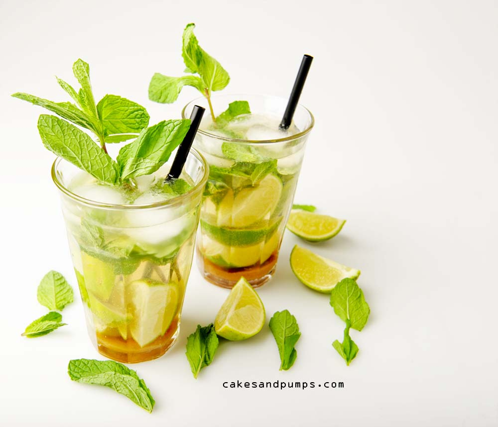Mojito Cocktail voor Cocktail Friday