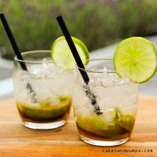 Cocktail Friday: a Caipirinha