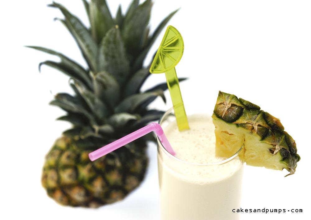 Een Pina Colada voor deze  Cocktail Friday