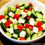 Simpele Zomer Salade