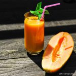 Sunday Smoothie: Papaya Banaan