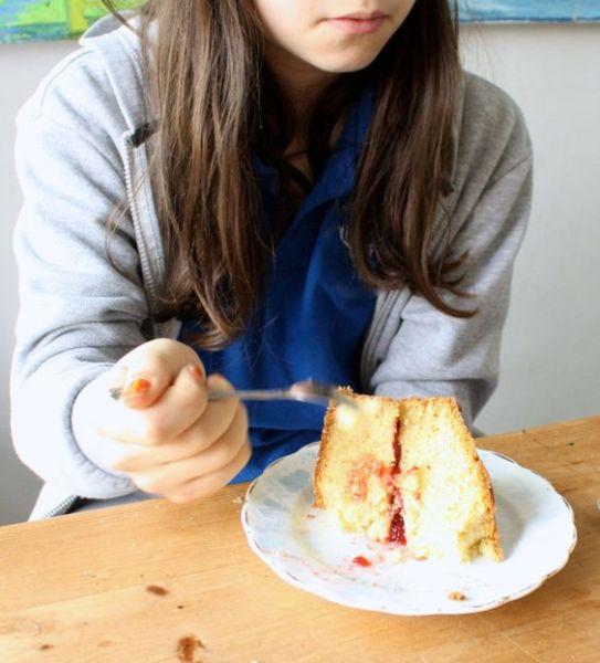 MAadeira cake recipe