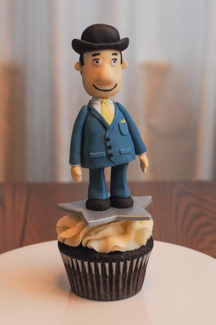 Cupcakes for RBC.