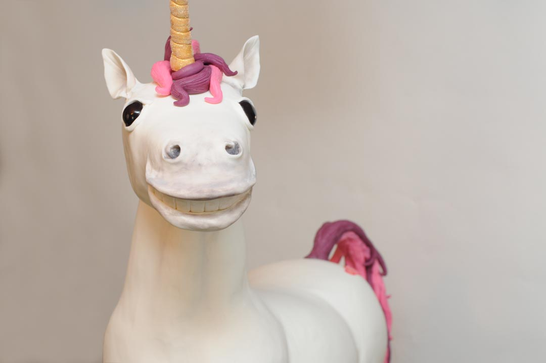 Super Awesome Unicorn Cake!