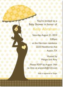 WarmYellowBabyShower