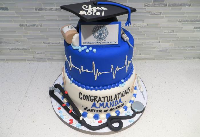 Graduation Cakes Georgetown Maryland Va Cakes By Chris Furin