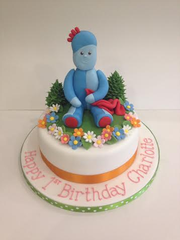 In The Night Garden Birthday Cake Cakes By Robin
