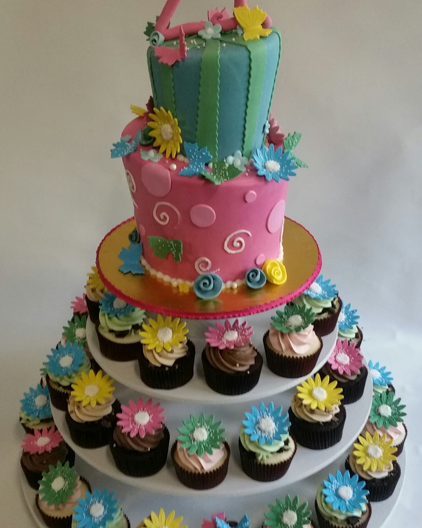 Fabulous Kids Birthday Cakes Laurie Clarke Cakes Birthday Cards Printable Giouspongecafe Filternl