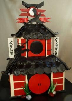 custom birthday cake, cool birthday cake