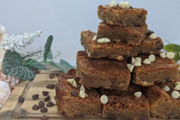 Delicious and easy Blondies