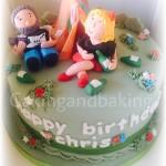 Glastonbury Cake