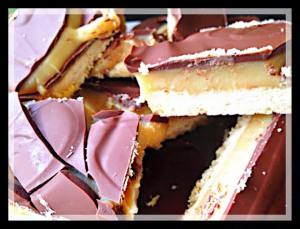 Millionaires Caramel Shortbread