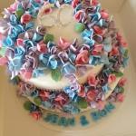 Diamond Anniversary Cake (1)