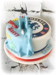 Art & Chelsea Cake