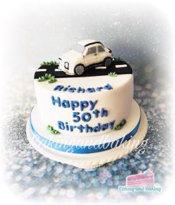 Ford Escort Mk 1 Cake
