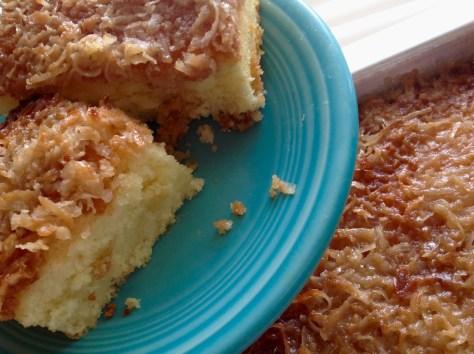 hot milk sponge cake blog and FB