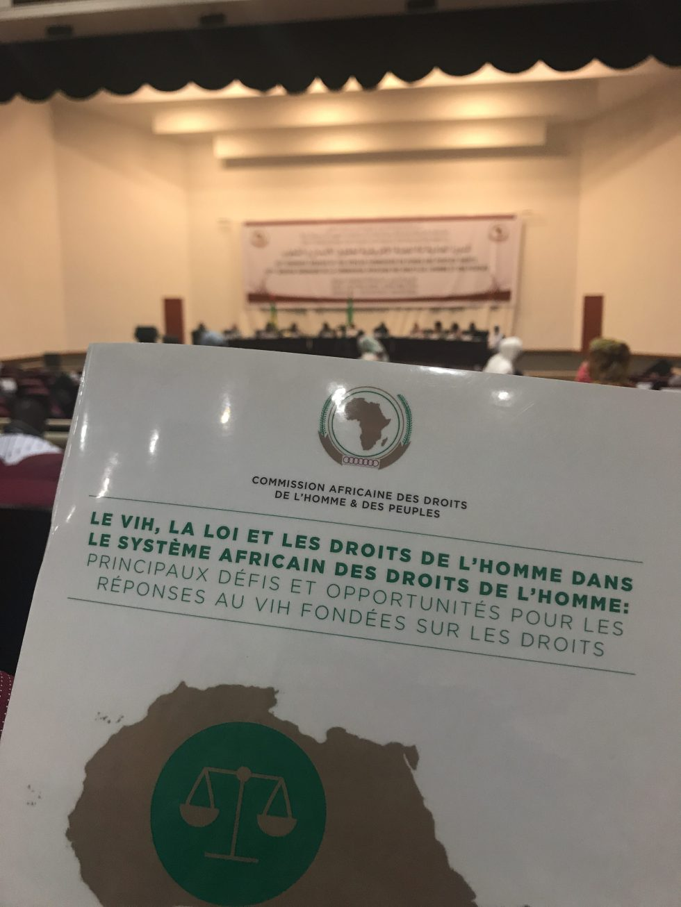 CAL At The 62nd Ordinary Session Of The African Commission Of Human And People's Rights And NGO Forum