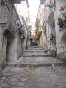 pizzo Calabro centro storico