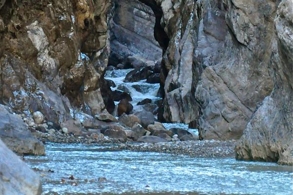 canyon torrente raganello