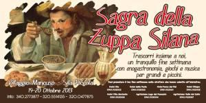autunno in sila sagra zuppa silana