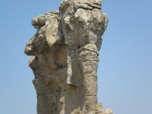 giganti di pietra elefante