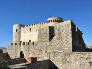 castello di Santa Severina esterno