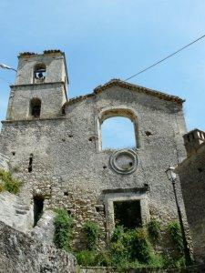 borgo di cleto chiesa