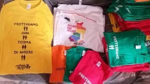 calabria gay pride t shirt