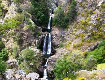 Come arrivare alle Cascate del Maesano