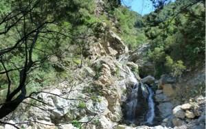 cascate in Calabria Galasia