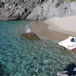 spiaggia copanello blu