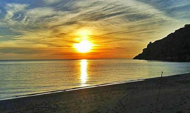 spiaggia di cetraro calabria