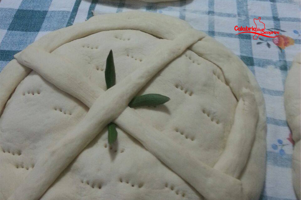pane a croce impiulatu